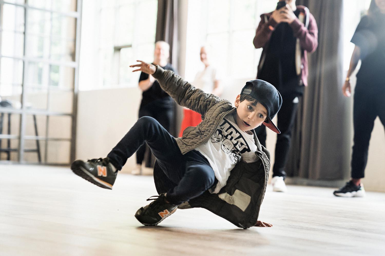 Drengene fra Spjæt - Breakdance